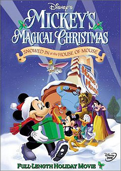 Волшебное Рождество у Микки - Mickey's Magical Christmas: Snowed In At The House Of Mouse